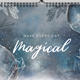 Watercolor Space Wall Calendar - GraphicRiver Item for Sale