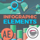 Colorful Corporate Infographic Elements - VideoHive Item for Sale