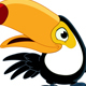 Smiling Toucan - GraphicRiver Item for Sale