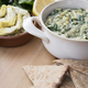 Spinach Artichoke Dip with Fresh Ingredients - PhotoDune Item for Sale