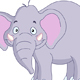 Smiling Elephant - GraphicRiver Item for Sale