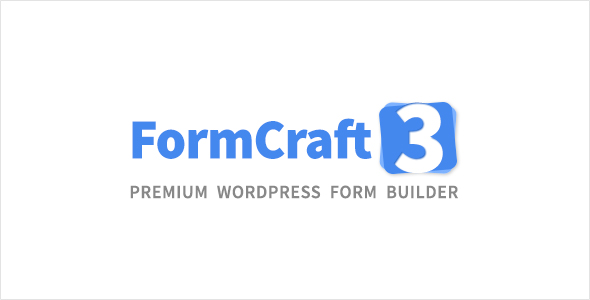 FormCraft - Premium WordPress Form Builder 3