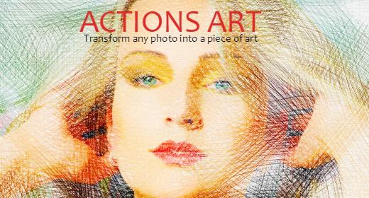 Actions Art