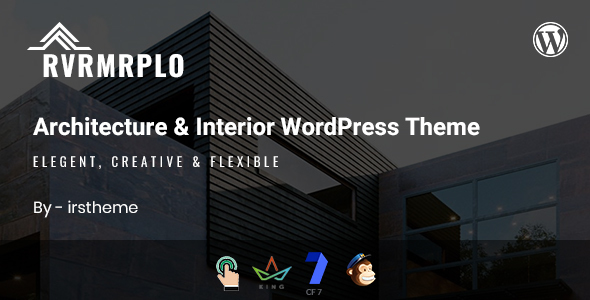 Rvrmrplo - Architecture & Interior WordPress Theme - Business Corporate
