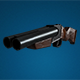 Sawn-Off Weapon 3D - 3DOcean Item for Sale