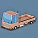 Cartoon Truck - 3DOcean Item for Sale