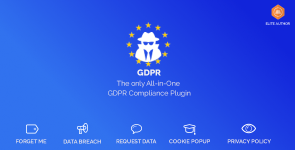WordPress GDPR - CodeCanyon Item for Sale