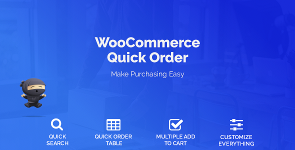 WooCommerce Quick Order - CodeCanyon Item for Sale