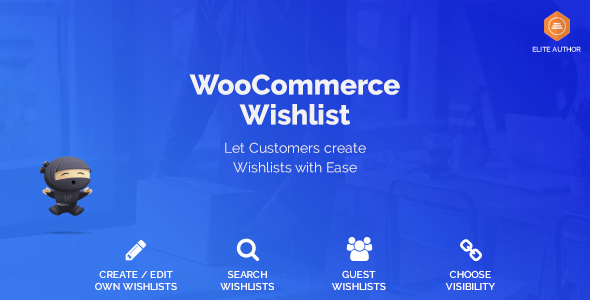 WooCommerce Wishlist - CodeCanyon Item for Sale