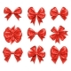 Bow Knots for New Year and Xmas Gift Decorations - GraphicRiver Item for Sale