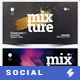 Electronic Music Party 06 - Facebook Event Cover Templates - GraphicRiver Item for Sale