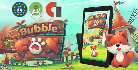 Rebbit bubble android studoi + admob - 7