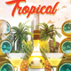 Tropical Flyer - GraphicRiver Item for Sale
