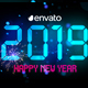 New Year Countdown 2019 - VideoHive Item for Sale