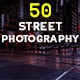 Free Download 50 Street Photography Lightroom Presets Nulled