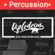 Metal Percussion Trailer Drums