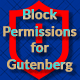 Free Download Block Permissions for Gutenberg Nulled