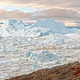 Massive Icebergs in a Frozen Fjord - PhotoDune Item for Sale
