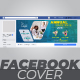 Corporate Conference Facebook Cover - GraphicRiver Item for Sale