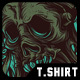 Odd Creature T-Shirt Design - GraphicRiver Item for Sale
