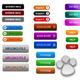 8 Web Button Mini Collection - GraphicRiver Item for Sale