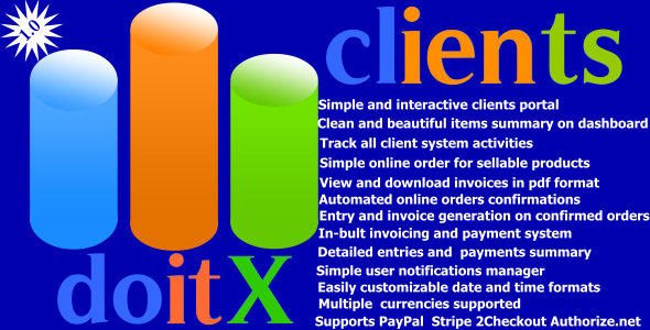 doitX Clients - CodeCanyon Item for Sale