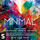 Minimal CD Album Artwork - GraphicRiver Item for Sale