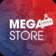MegaStore - Super Market Ecommerce  HTML Template - ThemeForest Item for Sale