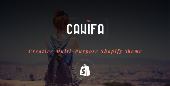 Canifa - Creative Multi-Purpose Shopify Theme - Shopify eCommerce