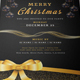 Christmas Party Flyer V16 - GraphicRiver Item for Sale