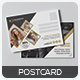 Photography Postcard - GraphicRiver Item for Sale