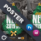 Christmas Discount Poster Templates - GraphicRiver Item for Sale