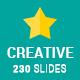 Creative Business Keynote Template V2 - GraphicRiver Item for Sale