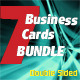 7 Business Cards Bundle - GraphicRiver Item for Sale