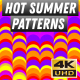 Hot Summer Colourful Patterns - VideoHive Item for Sale