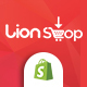 Lion – eCommerce Shopify Theme - ThemeForest Item for Sale