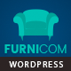 Furnicom - Interior Design & Furniture Store WordPress WooCommerce Theme (10+ Homepages Ready) - ThemeForest Item for Sale