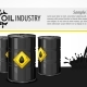 Black Oil Industrial Poster - GraphicRiver Item for Sale