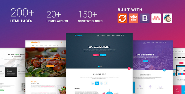 Materialize Material Design Based Multipurpose Html Template By Trendytheme