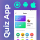 Free Download Quiz Android App + iOS App Template | Quizer (HTML+CSS files IONIC 3) Nulled