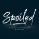Spoiled Font - GraphicRiver Item for Sale