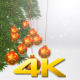 Christmas Baubles 1 - VideoHive Item for Sale