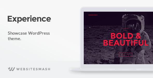 Experience - Showcase WordPress Theme - Corporate WordPress