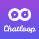 Chatloop - HTML App Landing Page - ThemeForest Item for Sale