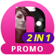 Dynamic Glitch Promo - VideoHive Item for Sale