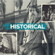 Historical Vintage Documentary Slideshow - VideoHive Item for Sale