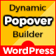 Free Download Popover Builder Responsive WordPress Plugin Nulled