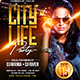 City Life Party Flyer - GraphicRiver Item for Sale