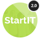 Startit - A Fresh Startup Business Theme