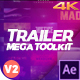Trailer Mega Toolkit After Effects - VideoHive Item for Sale